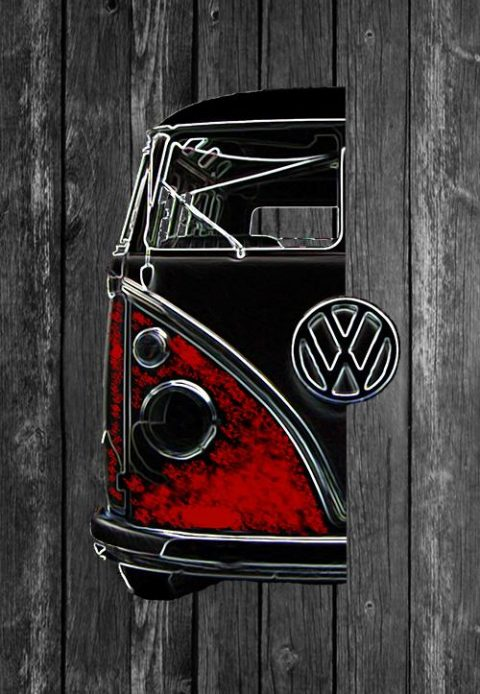 vw kombi iphone android