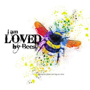 i am loved by bees