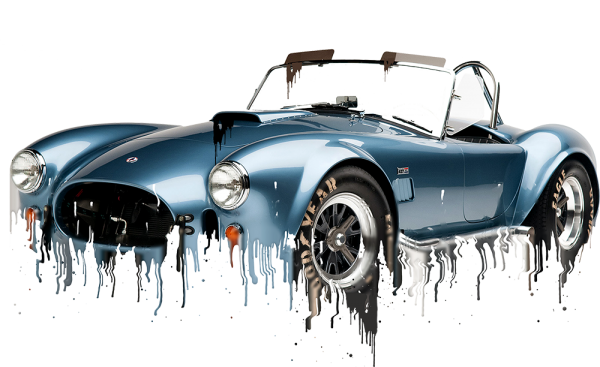 AC Cobra Liquid Metal png