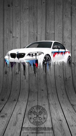 BMW M2 Liquid Metal