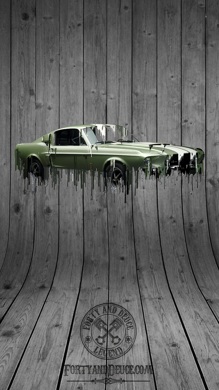 Ford Mustang Liquid Metal Iphone Android Phones Smart Phone Phone Tablet Wallpaper Screensaver Mobile Samsung Forty Deuce The House Of Awesomeness Making Ordinary Awesome