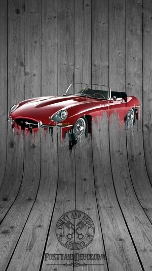 Jaguar E Type, Etype Liquid Metal
